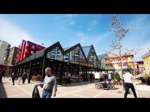 Tirana - így fejlődik 2017 tavasza