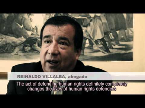 Bearers of hope: Risks and challenges for human rights lawyers in Colombia