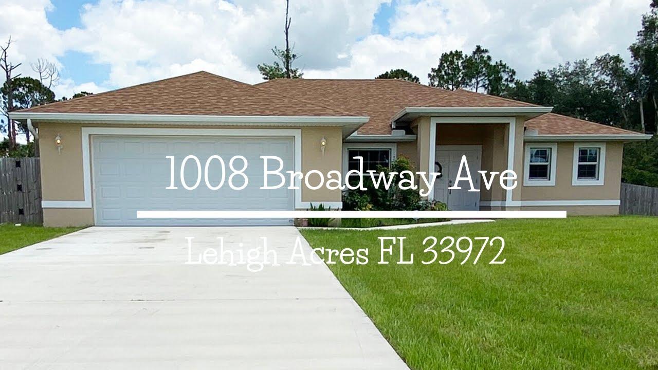 1008 Broadway Ave, Lehigh Acres, FL 33972