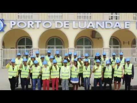 Porto de Luanda - 70 anos