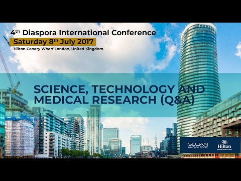 Science, technology and medical research (Q&A)