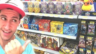 SPECIAL DEALS! - BUYING POKEMON CARDS AT WALGREENS, WALMART AND TARGET!