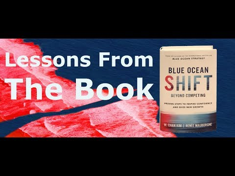 Lessons From The Book Blue Ocean Shift (Book Review)