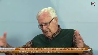 """Korel Göymen: """"Belediyelerin en öncelikli işlerinden biri kamusal alanların..."""""""