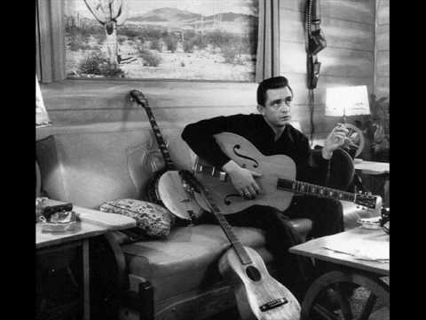 Johnny Cash - Drink To Me Only With Thine Eyes