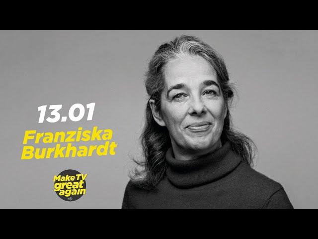 Make TV Great Again S1 E20 - Tonight Franziska Burkhardt