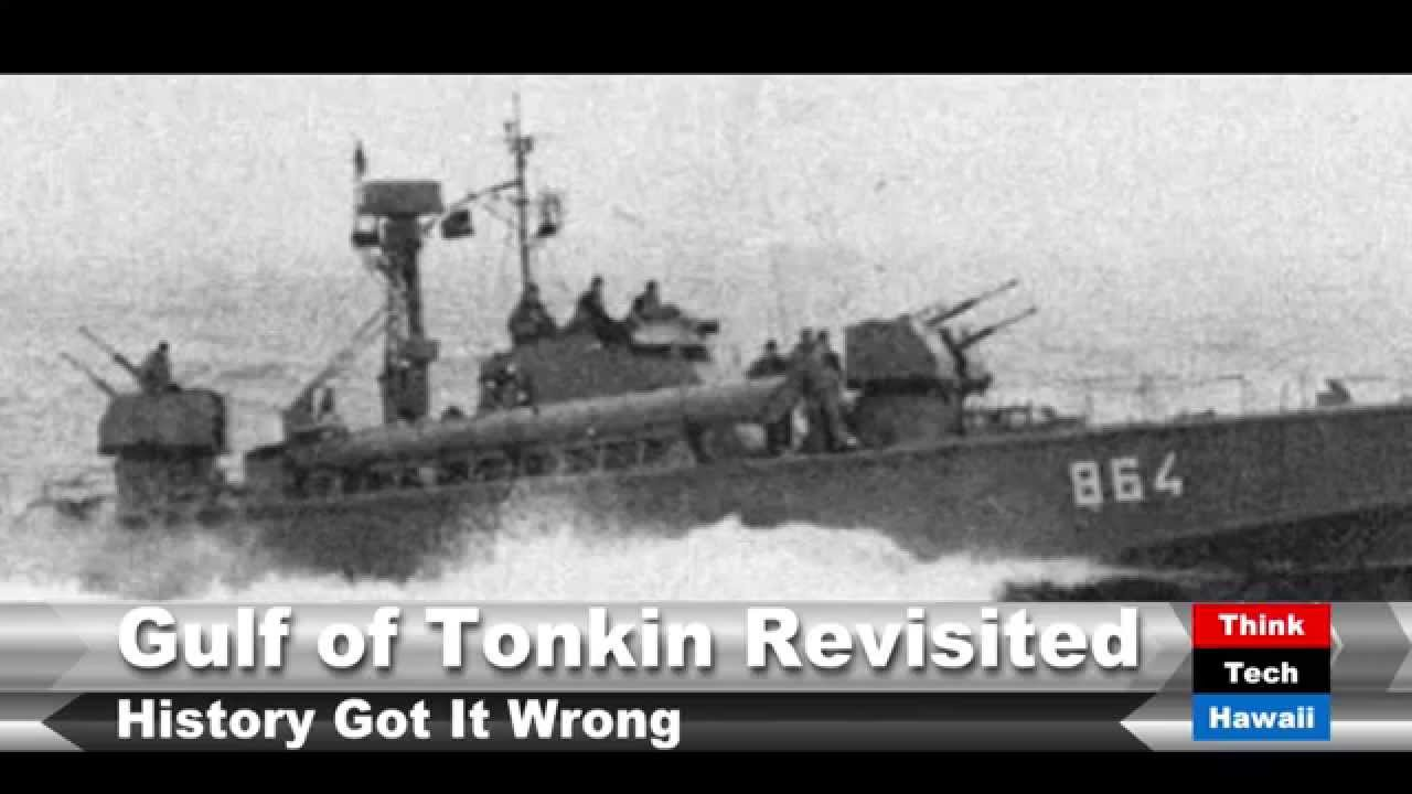 Incident in the Gulf of Tonkin