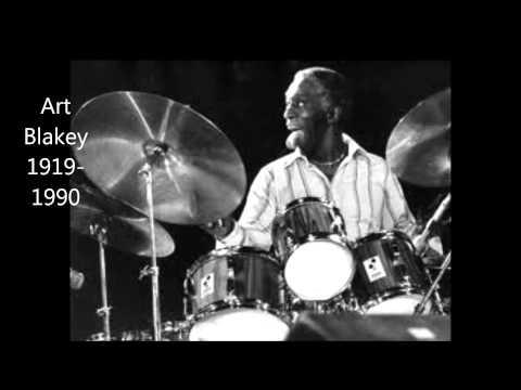Jazz Drummers Timeline