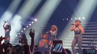 Intro / Worth it - Fifth Harmony (PSA TOUR CHILE)