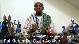 Pai Kleber De Ogum Fala Sobre Oxum Opará