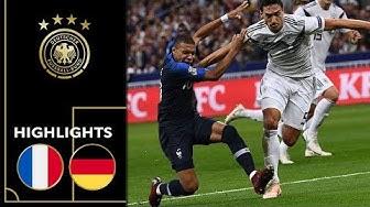 Traumtor leitet Niederlage ein | Frankreich - Deutschland 2:1 | Highlights | UEFA Nations League
