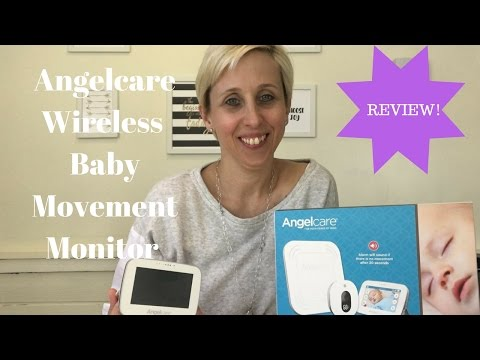 Angelcare Wirelss Baby Movement Monitor Review | BabyNav