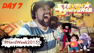 Steven Universe - Stronger Than You + Do It For Him/Her (Cover by Caleb Hyles) - #NerdWeek2015