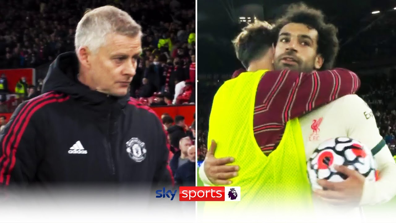 Download Final whistle reaction! | Liverpool hit FIVE past Manchester United to put pressure on Solskjaer