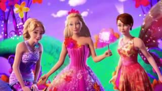 Trailer Barbie and the secret door