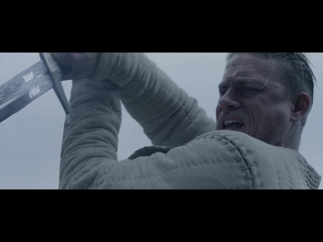킹 아서: 제왕의 검 - 2차 공식 예고편 (한글자막)