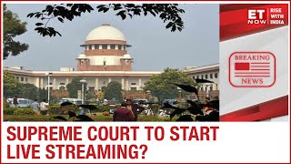 SC: Centre to consider allowing access to satellite, optical fibre for virtual hearings