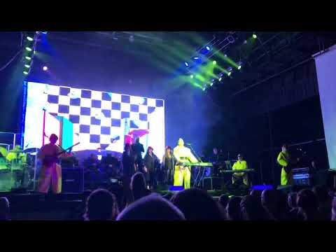 Weird Al - Dare To Be Stupid Live With Orchestra In St. Augustine. 2019
