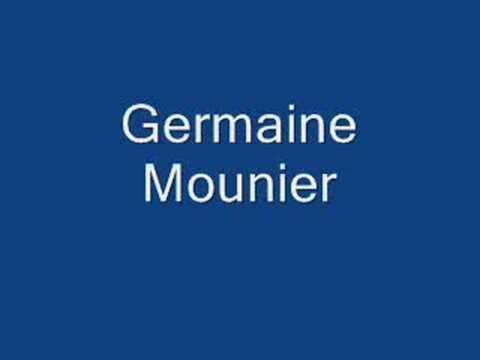 Chopin by Germaine Mounier