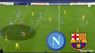 Gambar cover Barca: do they have UCL level? Napoli-Barcelona Tactical Analysis