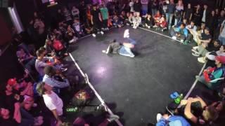 Tazz vs Queenbridge Solo Gas 2016 Bgirl Battle Semifinal