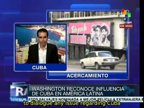 Possible visit of US delegation to Cuba raises high expectations