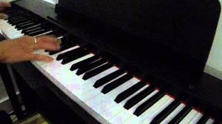 Nightwish Amaranth piano cover acoustic instrumental