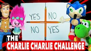 Sonic the Hedgehog Plays The Charlie Charlie Challenge