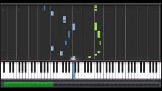 (How to Play) Super Mario Bros Theme on Piano (100%)