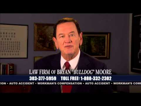 Bryan Moore - Denver Personal Injury Attorney - YouTube
