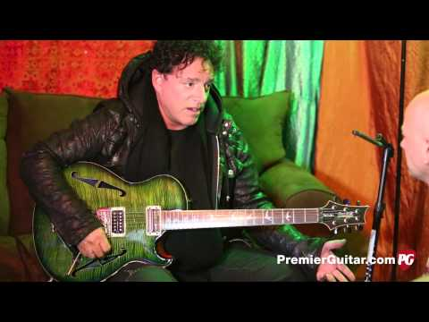 Rig Rundown  Journeys Neal Schon 2014