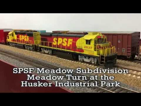 SPSF Meadow Subdivision Meadow Turn at Husker Industrial Park