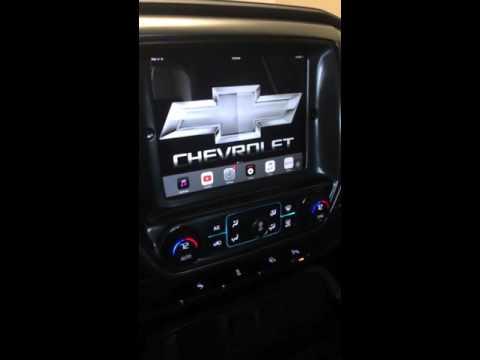 2014 Chevy Silverado Custom IPad Install