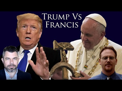 VIGANÒ: Trump vs. Pope Francis - 50 Years of Revolution