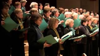 Mélusine interprete le Alles was ihr tut BWV 4 de Buxtehude