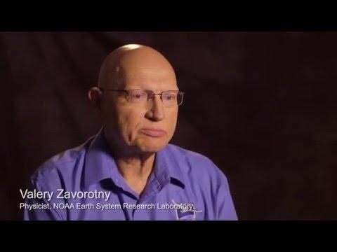 CYGNSS – Valery Zavorotny