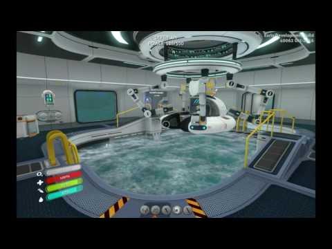 Subnautica Moon Pool Ambience