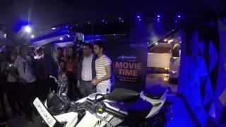 Pream geet 2 movie program by Apache rtr 200