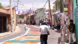 As� se vive la fe en xilotzinco papalotla tlaxcala