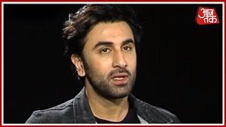 SANJU में Sanjay Dutt का किरदार निभाने पर Ranbir Kapoor के साथ सीधी बात | Seedhi Baat