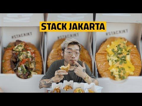 COBAIN STACK JAKARTA - SANDWICH KAULA MUDA