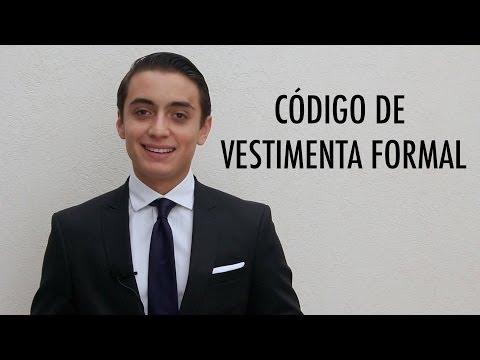 Codigo de vestimenta formal | Humberto Gutiérrez