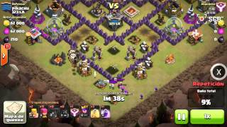 Fail Ataque con Montapuercos | Clash of Clans