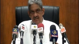 Sarath Fonseka defends Navy Chief's actions at Hambantota Port