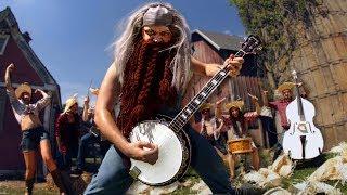 Gojira - The Heaviest Banjo of the Universe (ft. Leo Moracchioli)