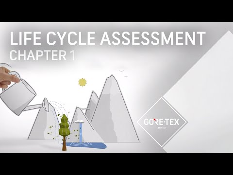 Why the Life Cycle Assessment? GORE-TEX Products (Chapter 1)