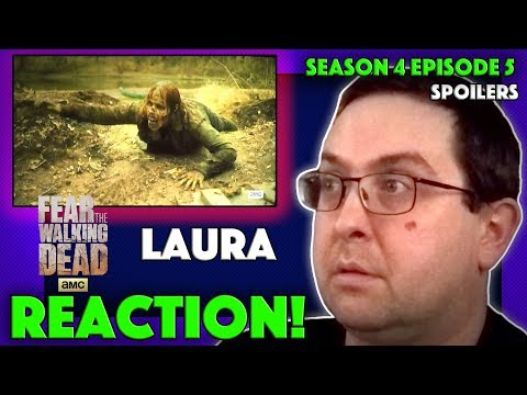 Play REACTION! Fear the Walking Dead Season 4 Episode 5 -