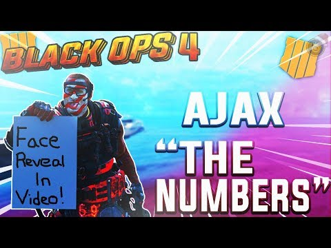 "(BO4) HOW TO UNLOCK NEW AJAX OUTFIT ""THE NUMBERS"" IN BLACKOUT... (BO4 BLACKOUT TIPS)"