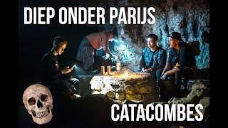 VERLATEN CATACOMBES VAN PARIJS