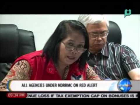 NewsLife: All agencies under NDRRMC on red alert || Dec. 3, 2014